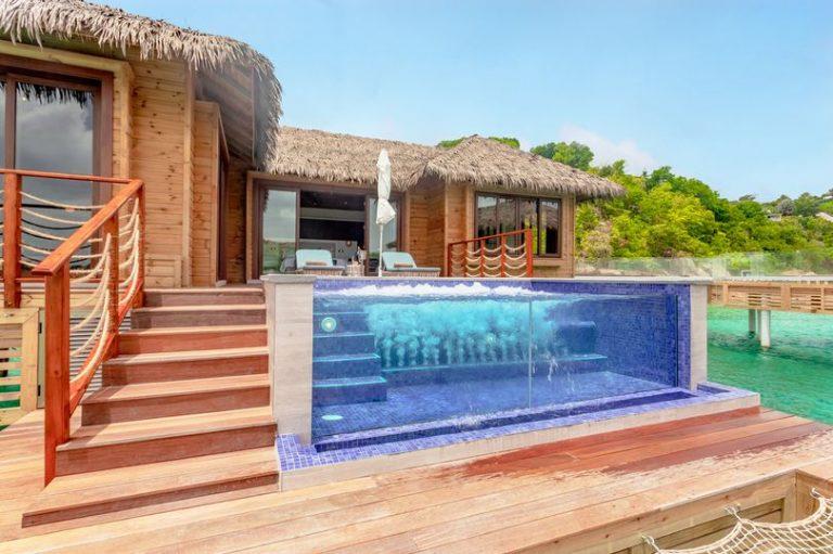 Royalton Antigua Luxury Overwater Bungalows Near St Johns