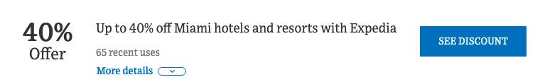 Miami resorts at Expedia.